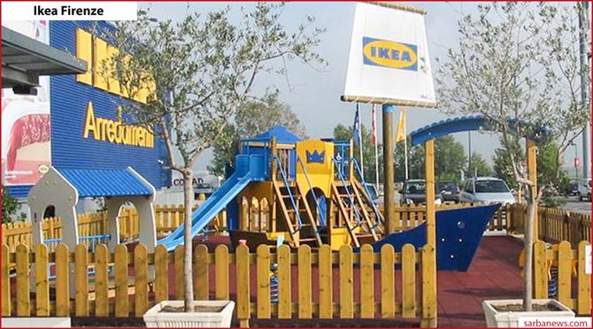 In Italia, un parco giochi Ikea su due, è targato Sarba Spa