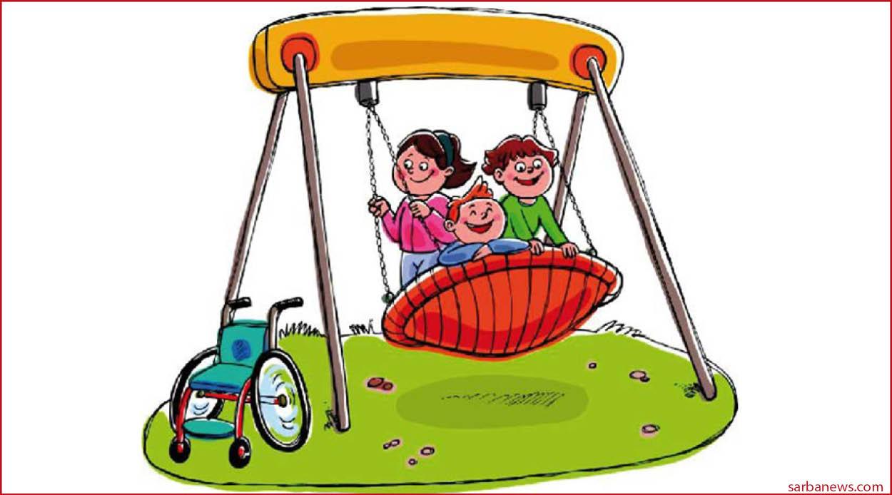 Il parco giochi inclusivo: base per una società moderna e solidale.