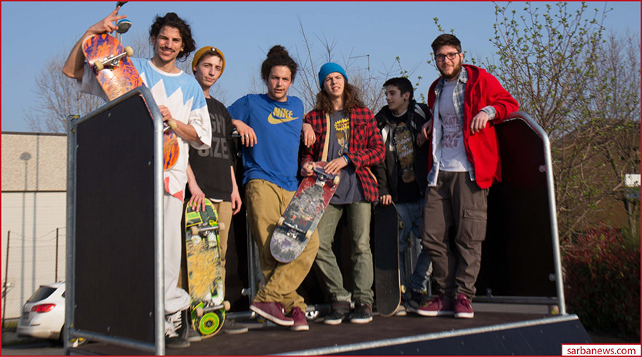 Nuovo Skatepark a Moglia di Mantova